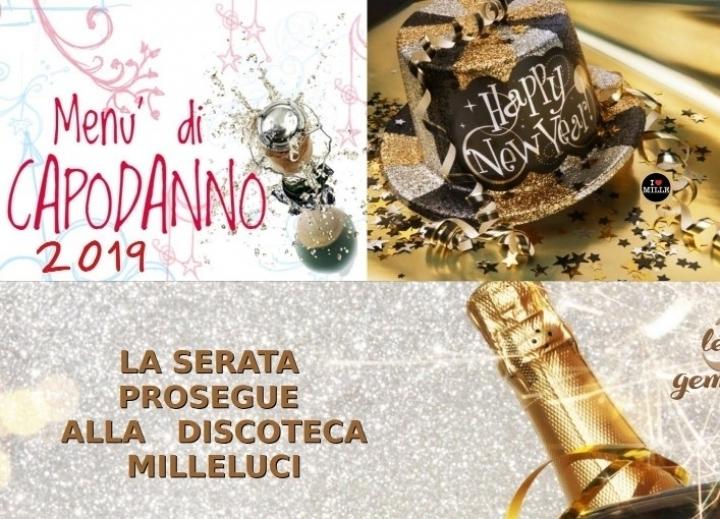 Capodanno Ristorante Incontro 3 Gemelle Zavattarello Foto