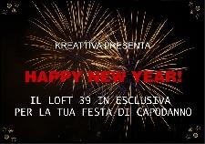 Capodanno Affitto Sala Loft 39 Catering Pavia Foto
